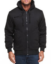 Outerwear - Multi Pocket Fashion Fleece Jacket