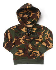 Sizes 2T-4T - Toddler - Camo Hoody (2T-4T)