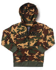 Sizes 4-7x - Kids - Camo Hoody (4-7)