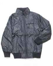 Arcade Styles - MR. SMOOTH NYLON JACKET (8-20)