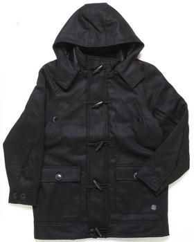 Arcade Styles - LATE NIGHTER TOGGLE JACKET (8-20)