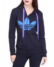 Adidas - Trefoil Full Zip Hoodie