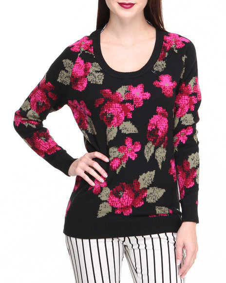 Volcom Black Sweaters