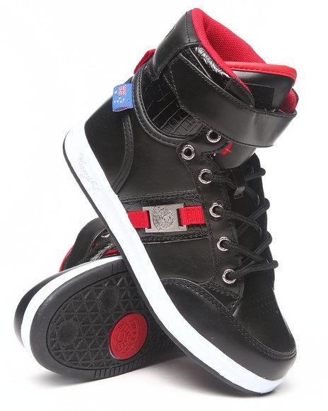Coogi Boys Pyro Sneakers 113 Black 3