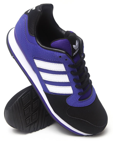 Adidas Purple Zxz Wlb 2 Sneakers