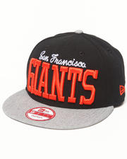 New Era - San Francisco Giants NE V-Team Snapback hat