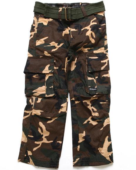Camo Cargo Pants for Boys