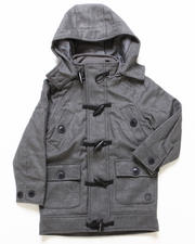 Light Jackets - LATE NIGHTER TOGGLE JACKET (4-7)