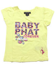Sizes 4-6x - Kids - BABY PHAT FOREVER TEE (4-6X)