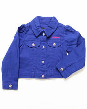 Girls - TWILL JACKET (4-6X)
