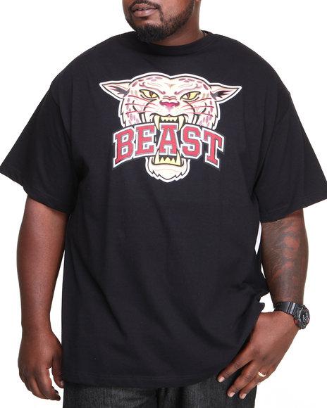 Ecko Black Beasty Arch T-Shirt (Big & Tall)