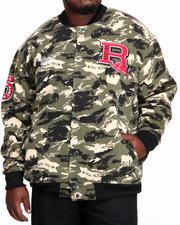 Men - Tracket Varsity Jacket (B&T)