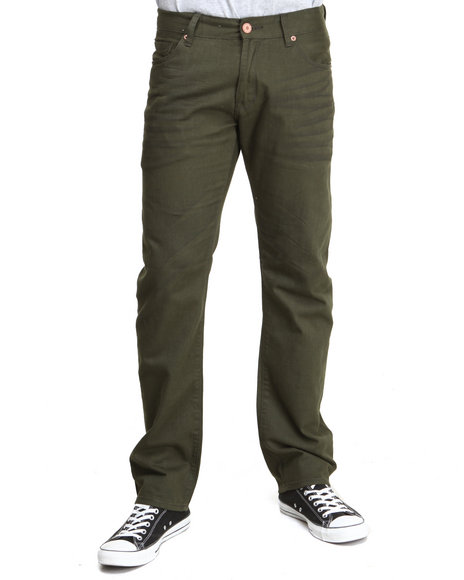 Syn Jeans Green Prowler Denim Jeans