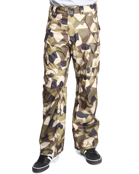 Burton - Men Camo Poacher Dryride Pants