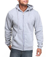 Basic Essentials - Heavyweight Zip Hoodie