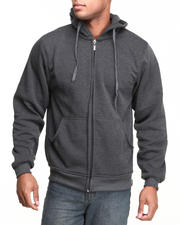 Black Friday Shop - Men - Heavyweight Zip Hoodie