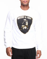 Waters & Army - Old Bull Pullover Crewneck Sweatshirt