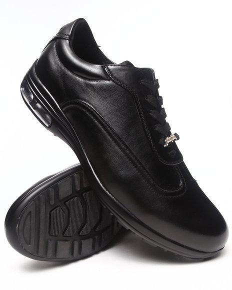 Pelle Pelle Black Classic Sneaker Shoe