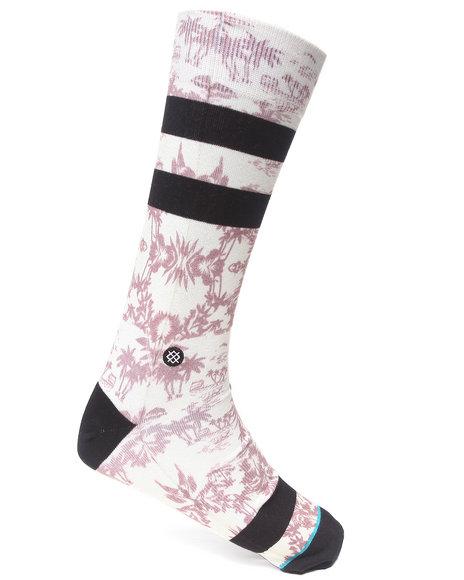 Stance Socks Waipio Socks White Large/X-Large