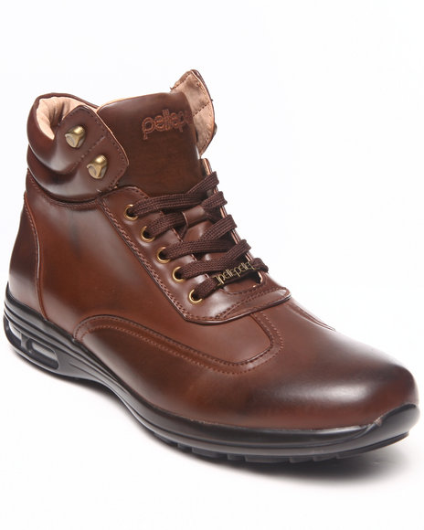 Pelle Pelle Brown Comando Boot
