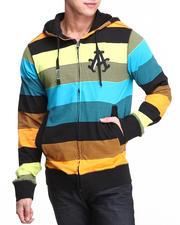Men - Hercules Stripe Hoody