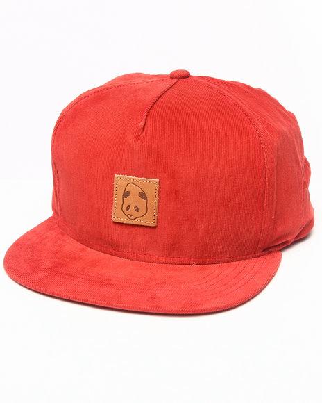 Enjoi Sunday Brunch Snapback Cap Red