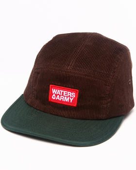 Waters & Army - BB 5-Panel Camp Cap