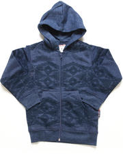Sizes 4-7x - Kids - AZTEC STRIPE HOODY (4-7)