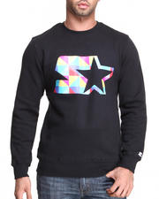 Men - Starter Prism  Crewneck Sweatshirt