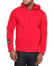 Men - Cedric Heavyweight Zip Fleece Hoody