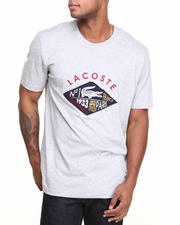 Men - S/S Diamond Graphic Lacoste Croc Tee