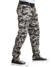 Men - Batallion Camo Pants