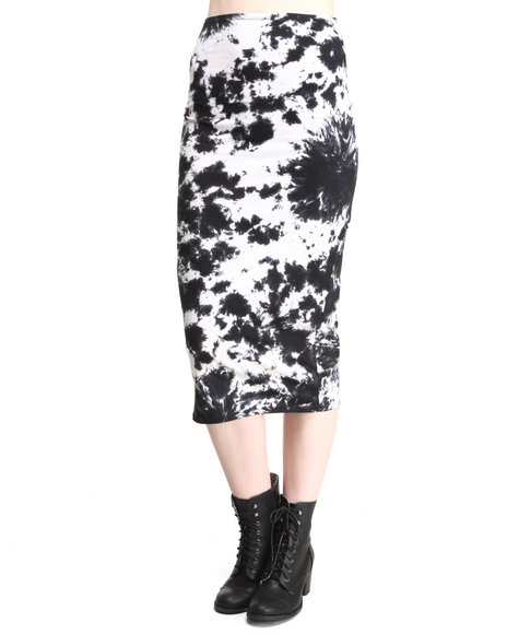 Motel - Women Black Bobbie Skirt