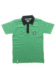Short-Sleeve - UPRISE POLO (8-20)