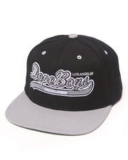 Men - Dope Boys Starter Snapback Hat