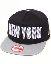 Men - New York Yankees Tracked Tire A-Frame snapback hat