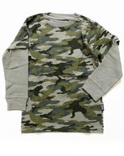 Sizes 4-7x - Kids - CAMO TWOFER (4-7)