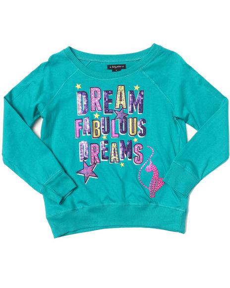 Baby Phat - Girls Teal Fabulous Dreams Top (7-16)