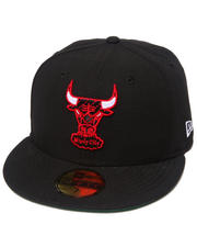 Men - Chicago Bulls Hardwood Classic Logo Chain 5950 fitted hat