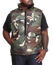 Vests - Outback Padded Bubble vest (B&T)