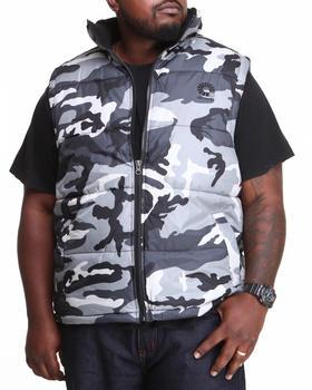 Akademiks - Outback Padded Bubble vest (B&T)