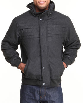 Basic Essentials - Wool Jacket