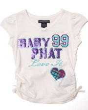 Girls - LOVE IT TEE (4-6X)
