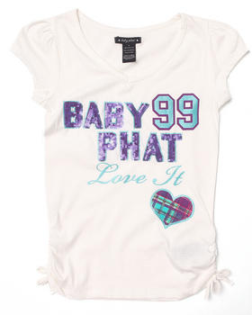 Baby Phat - LOVE IT TEE (7-16)
