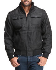 Men - Ballistic Nylon Jacket