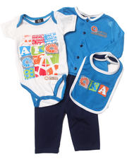 Boys - 4 PC AKA TAKE ME HOME SET (NEWBORN)