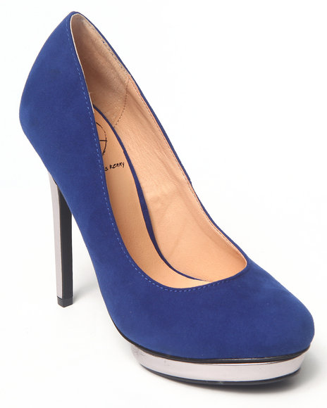 Penny Loves Kenny Blue Hermosa Pump