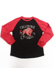 Sizes 4-7x - Kids - SCREENPRINT RAGLAN (4-7)