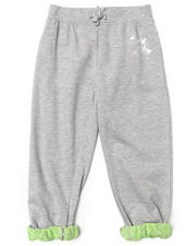 Sweatpants - ROLL CUFF PANTS (7-16)