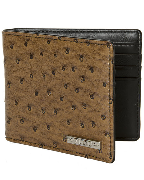 Flud Watches Classic Wallet Brown